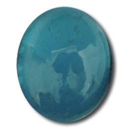 Aquamarine,Cabochon 2.69-Carat