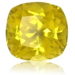 Fancy Sapphire,Cushion 1.40-Carat