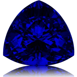 Tanzanite,Trillion 3.76-Carat