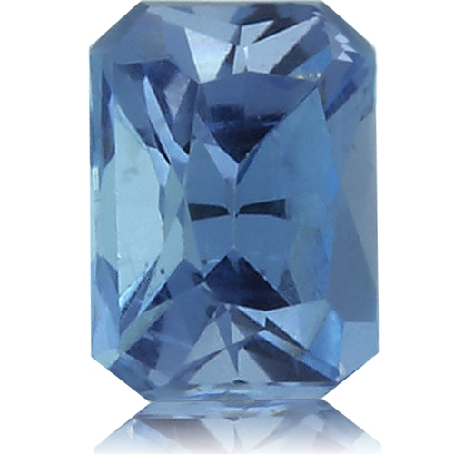 Aquamarine,Emerald Cut 0.77-Carat