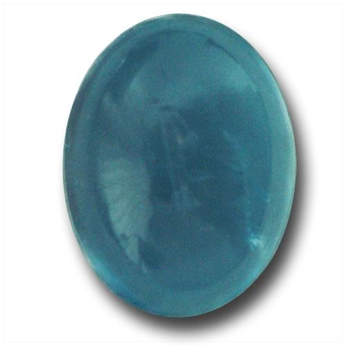Aquamarine,Cabochon 4.04-Carat