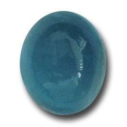 Aquamarine,Cabochon 2.05-Carat
