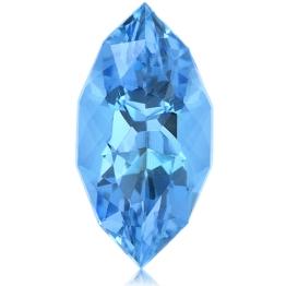 Aquamarine,Marquise 1.17-Carat