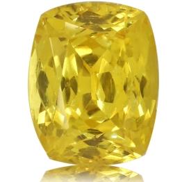 Fancy Sapphire,Cushion 1.57-Carat