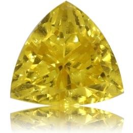 Fancy Sapphire,Trillion 1.00-Carat