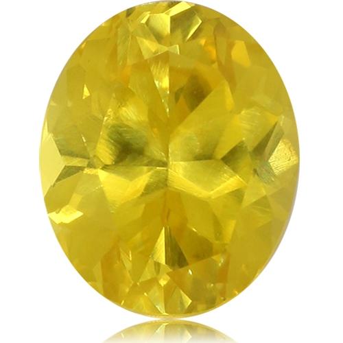 Fancy Sapphire,Oval 1.25-Carat