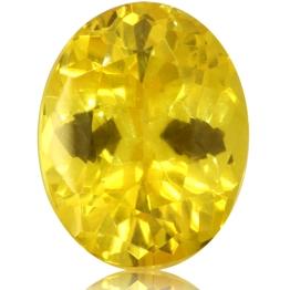 Fancy Sapphire,Oval 1.98-Carat