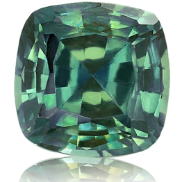 Fancy Sapphire,Cushion 2.27-Carat