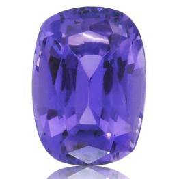 Fancy Sapphire,Cushion 1.14-Carat