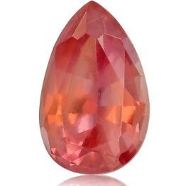 Fancy Sapphire,Pear 1.80-Carat