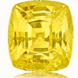 Fancy Sapphire,Cushion 1.68-Carat