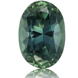 Fancy Sapphire,Oval 2.03-Carat