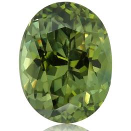 Fancy Sapphire,Oval 2.18-Carat