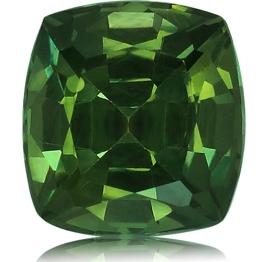 Fancy Sapphire,Cushion 1.22-Carat