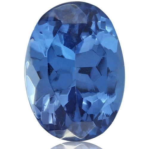 Fancy Tanzanite,Oval 1.56-Carat