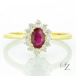 ruby-and-diamond-halo-ring-in-yellow-gold-jsr098