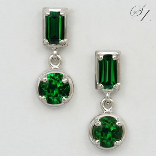 tsavorite-chrome-tourmaline-earrings-lsse190