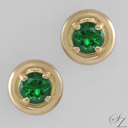 tsavorite-stud-earrings-lsse219