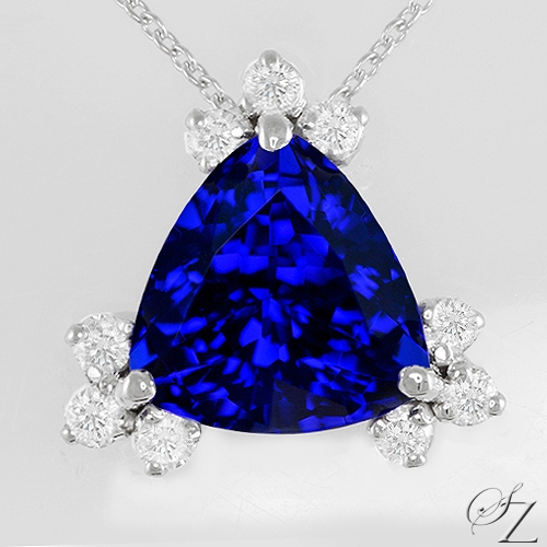trillion-tanzanite-and-diamond-pendant-lssp196