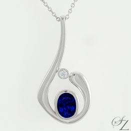 tanzanite-and-diamond-pendant-lssp198
