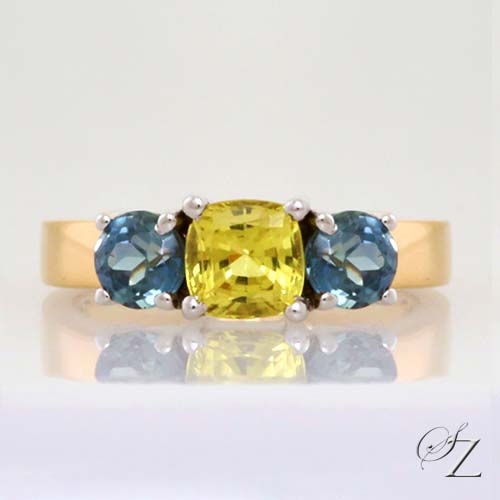 fancy-yellow-sapphire-and-sapphire-ring-lssr176