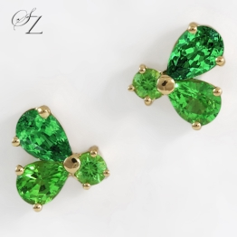 tsavorite-dudu-stud-earrings-lste011