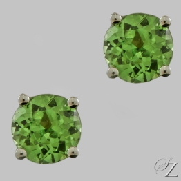 grossular-garnet-stud-earrings-lste024