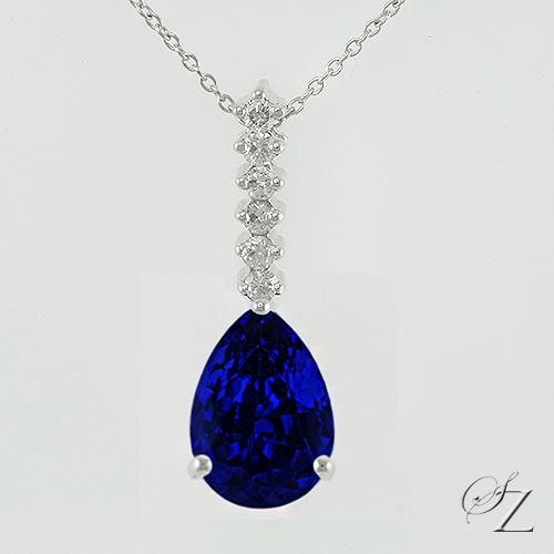 tanzanite-and-diamond-drop-pendant-lstp017