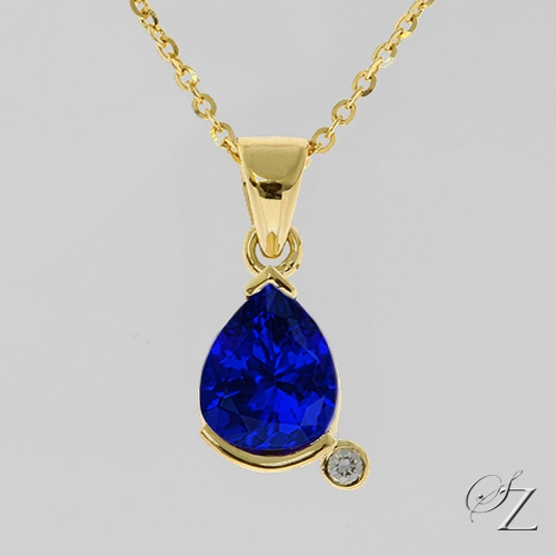 tanzanite-and-diamond-pendant-lstp018