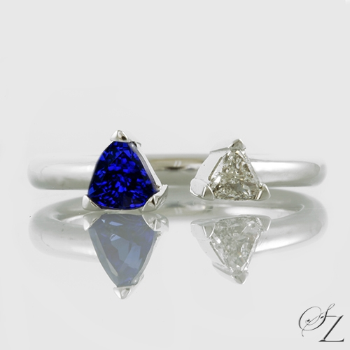 trillion-tanzanite-and-diamond-ring-lstr032