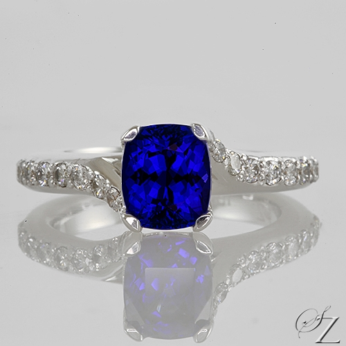 tanzanite-and-diamond-ring-lstr101