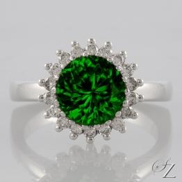 tsavorite-and-diamond-halo-ring-lstr103