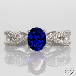 oval-tanzanite-and-diamond-ring-lstr111
