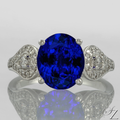 tanzanite-and-diamond-ring-lstr166