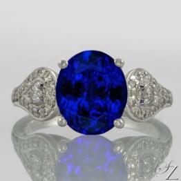 tanzanite-and-diamond-ring-lstr166