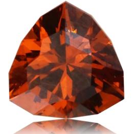 Malaia Garnet,Trillion 2.95-Carat