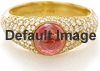 Ruby Gemstone Cabochon Wholesale #3653 Natural Ruby Hand Carved Fancy Cabochon 2 Pcs Ruby Gemstone Cabochons 25.5-26 MM