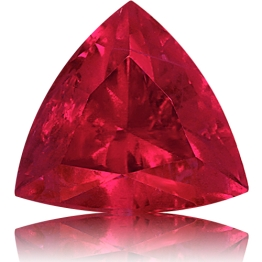 Ruby,Trillion 1.20-Carat