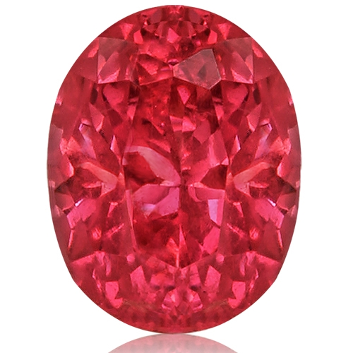 Spinel,Oval 1.04-Carat