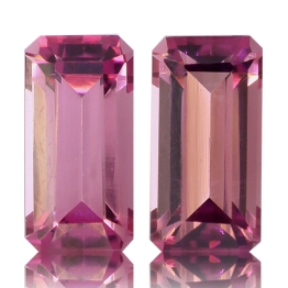 Tourmaline,Matched Pairs 2.13-Carat