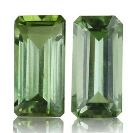 Tourmaline,Matched Pairs 2.25-Carat