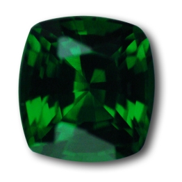 Tourmaline,Cushion 1.02-Carat