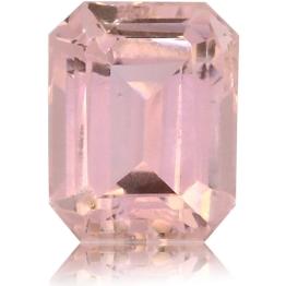 Tourmaline,Emerald Cut 3.94-Carat