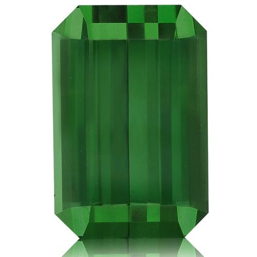 Tourmaline,Emerald Cut 5.03-Carat