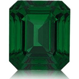 Tsavorite,Emerald Cut 1.91-Carat