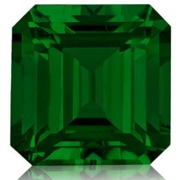 Tsavorite,Emerald Cut 1.69-Carat
