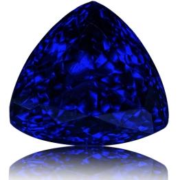 Tanzanite,Trillion 8.14-Carat