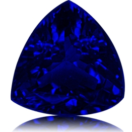 Tanzanite,Trillion 8.09-Carat