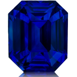 Tanzanite,Emerald Cut 4.98-Carat