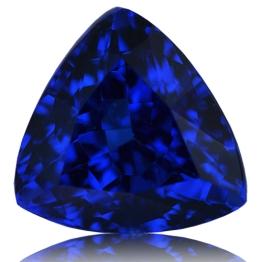 Tanzanite,Trillion 5.24-Carat